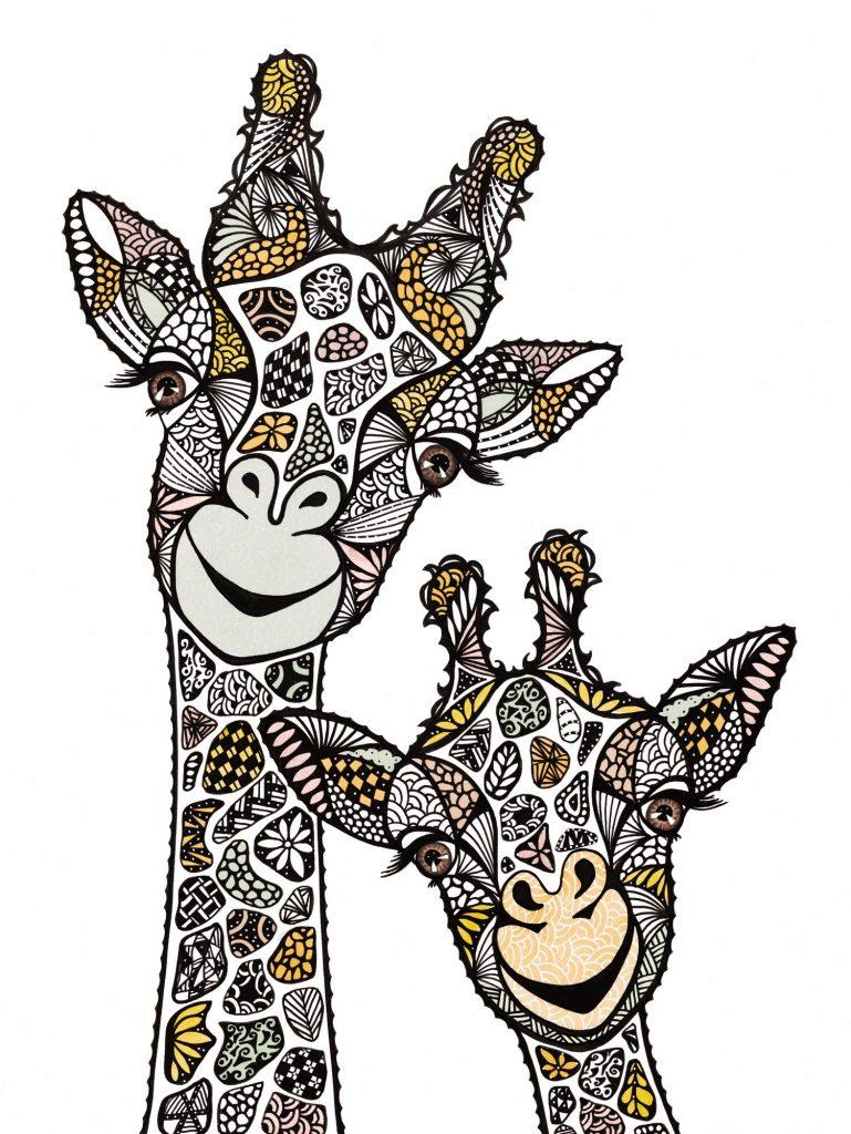 Dette billede har en tom ALT-egenskab (billedbeskrivelse). Filnavnet er Vivian-morild-web-giraffer-1-769x1024.jpg